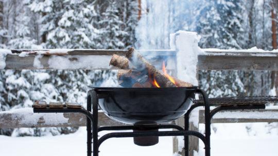 3x Winter BBQ kookboeken